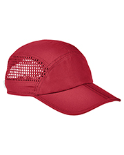 Big Accessories BA657 Foldable Bill Performance Cap at GotApparel