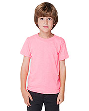 Custom Embroidered American Apparel BB101W Toddler Poly-Cotton Short-Sleeve Crewneck at GotApparel