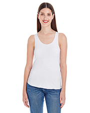 Custom Embroidered American Apparel BB308W Ladies 3.6 oz Poly-Cotton Racerback Tank at GotApparel