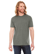 American Apparel BB401 50/50 Short Sleeve Tee at GotApparel