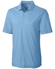 Cutter & Buck BCK00967 Men Drytec Blaine Oxford Polo at GotApparel