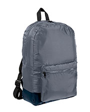 Big Accessories / BAGedge BE053 Unisex Packable Backpack at GotApparel