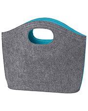 Port Authority BG403 Unisex Felt Hobo Tote at GotApparel