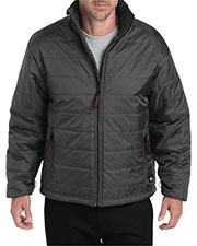 Dickies BJJ03 Men Pro Glacier Extreme Puffer Jacket at GotApparel