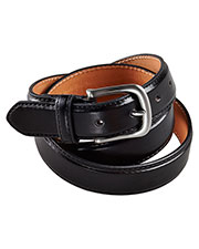 Edwards BP01 Leather Belt With Nickle at GotApparel