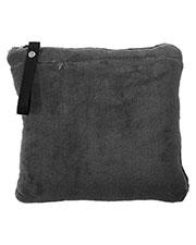 Port Authority BP75 Unisex 12.8 oz Packable Travel Blanket at GotApparel