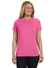 Comfort Colors C4200 Women 4.8 oz. Ringspun GarmentDyed T-Shirt at GotApparel