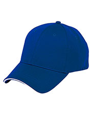 Champion C6710 Men 6-Panel Soft Mesh Cap at GotApparel
