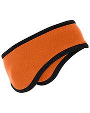 Port Authority C916 Two-Color Fleece Headband at GotApparel