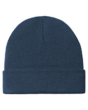 Port Authority C939 Men Knit Cuff Beanie at GotApparel
