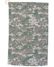 Pro Towels CAM25CG Large Camo Golf Towel at GotApparel