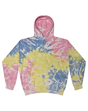 Tie-Dye CD877 Men 8.5 oz. d Pullover Hood at GotApparel