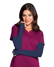 Code Happy CH500A Unisex Knit Arm-Warmer Sleeves at GotApparel