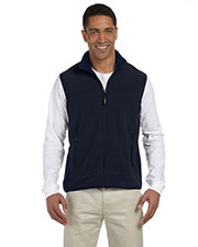 Chestnut Hill CH960 Men Polartec Colorblock Full Zip Vest at GotApparel