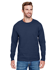 Custom Embroidered Champion CP15 Adult 5 oz Long-Sleeve Ringspun T-Shirt at GotApparel
