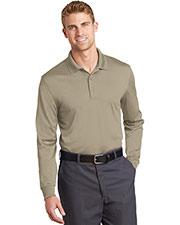 CornerStone CS412LS Men's Select Snag-Proof Long-Sleeve Polo at GotApparel