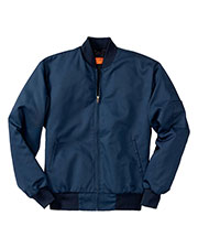 Red Kap CSJT38 Men's Team Style Jacket with Slash Pockets at GotApparel