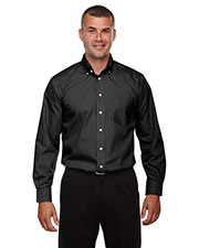 Men's Crown Collection™ Solid Broadcloth at GotApparel