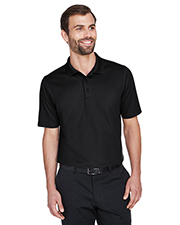 Devon & Jones DG20T CrownLux Performance Men 5.1 oz Tall Plaited Polo at GotApparel