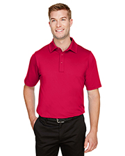Devon & Jones DG21 CrownLux Performance Men 7.1 oz Range Flex Polo at GotApparel