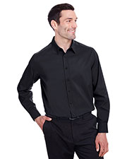 Devon & Jones DG542 Men's CrownLux Performance Stretch Shirt at GotApparel