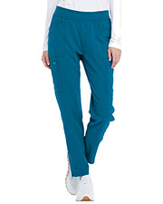 Dickies Medical DK030P Women Mid Rise Tapered Leg Pull-on Pant at GotApparel
