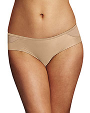 Maidenform DM0009 Women Microfiber Hipster at GotApparel