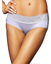 Maidenform DM004 Women Dream Hipster w/Lace at GotApparel
