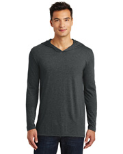 District Made DM139  ® Mens Perfect Tri® Long Sleeve Hoodie. . at GotApparel
