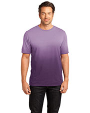 District Made DM3310 Men  Dip Dye Crew Tee at GotApparel