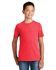 District Made DT130Y Boys Youth Perfect Tri Crew Tee   at GotApparel