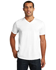 District DT1350 Men 4.5 oz V-Neck Tee at GotApparel