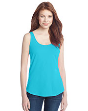 District DT2500 Women Cotton Swing Tank at GotApparel