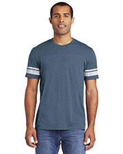 District DT376 Men 4.5 oz Short Sleeve Game Tee at GotApparel