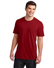 District DT6000P Adult Very Important Tee® with Pocket at GotApparel