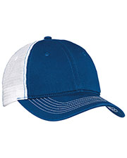 District DT607 Men Mesh Back Cap at GotApparel