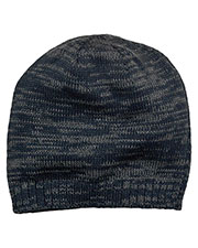 District DT620 Men Spaced-Dyed Beanie at GotApparel