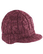 District DT628 Men Cabled Brimmed Hat at GotApparel
