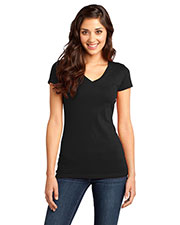 District DT6501 Women Very Important Tee V-Neck 10-Pack at GotApparel