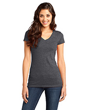 District DT6501 Women Very Important Tee V-Neck at GotApparel