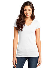 District DT6501 Adult Very Important Tee V-Neck at GotApparel