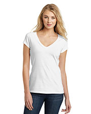 District DT6502 Adult Very Important Tee® Deep V-Neck at GotApparel