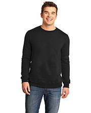 District DT820 Men The Concert Fleece™ Crew at GotApparel