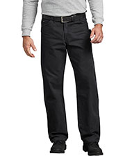 Dickies DU336R Men Relaxed Fit Straight-Leg Carpenter Duck Pant at GotApparel