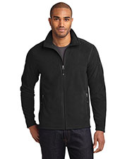 Custom Embroidered Eddie Bauer EB224 Men 8.8 oz Full-Zip Microfleece Jacket at GotApparel