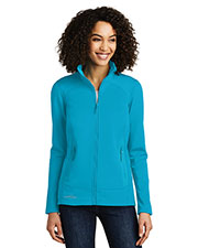 Custom Embroidered Eddie Bauer EB241 Ladies 13.8 oz Highpoint Fleece Jacket at GotApparel