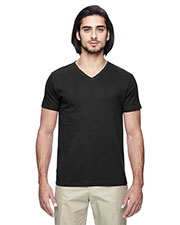 Econscious EC1052 Men 4.4 oz., 100% Organic Cotton short sleeve VNeck TShirt at GotApparel