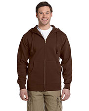 Econscious EC5650 Men 9 oz. Organic/Recycled Full Zip Hood at GotApparel