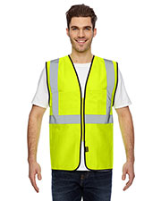 OccuNomix ECOGCS Men Value Mesh Surveyor Vest at GotApparel