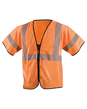 OccuNomix ECOGCZ3 Men Value Standard Mesh Vest at GotApparel